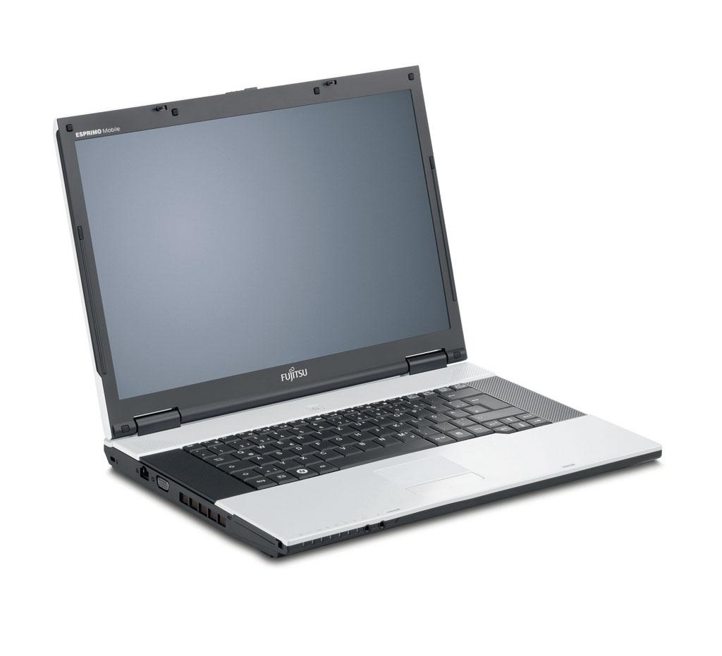 "Fujitsu ESPRIMO Mobile V Series V6555 2GHz T5870 15.4"" 1280 x 800Pixel 3G Computer portatile"