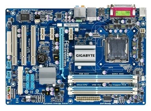 Gigabyte GA-EP41T-UD3L LGA 775 (Socket T) ATX scheda madre