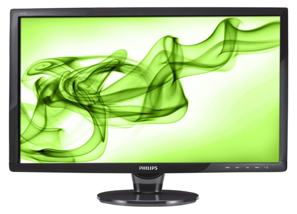 Philips Monitor LCD con SmartTouch 241E1SB/01