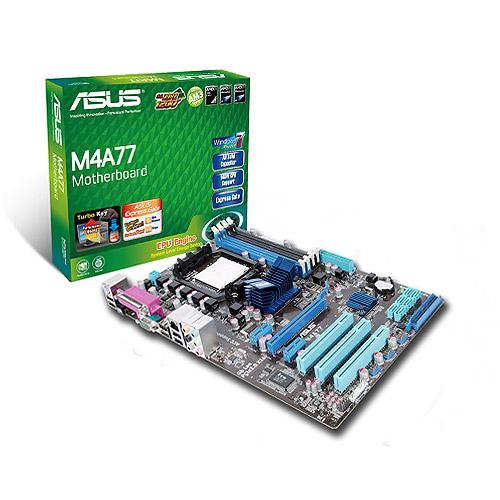 ASUS M4A77 AMD 770 Presa elettrica AM3 ATX scheda madre
