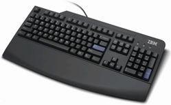 Lenovo Business Black Preferred Pro USB Keyboard - Dutch USB Nero tastiera