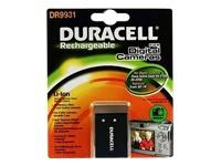 Duracell Digital Camera Battery 3.7v 1000mAh Ioni di Litio 1000mAh 3.7V batteria ricaricabile