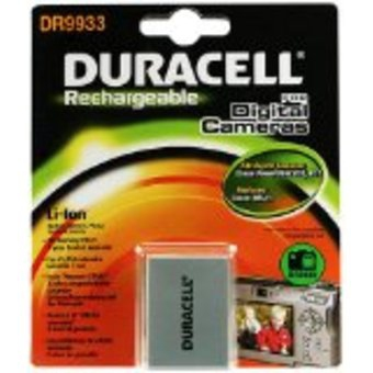 Duracell Digital Camera Battery 7.4v 1000mAh Ioni di Litio 1000mAh 7.4V batteria ricaricabile