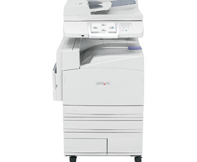 Lexmark X945e 2400 x 2400DPI Laser A3 45ppm Bianco multifunzione