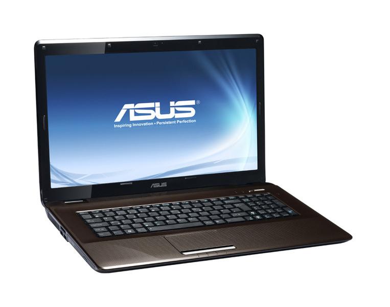 """ASUS K72JR-TY038V 2.26GHz i3-350M 17.3"""" 1600 x 900Pixel notebook/portatile"""