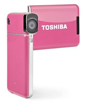 Toshiba Camileo S20 5MP CMOS Rosa