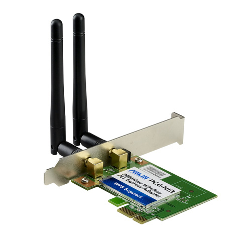 ASUS PCE-N13 Interno 300Mbit/s scheda di rete e adattatore