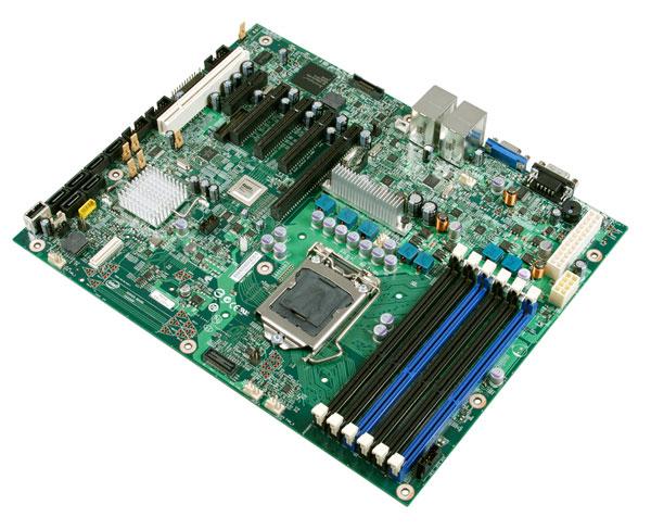 Intel S3420GPV Intel 3420 LGA 1156 (Socket H) ATX server/workstation motherboard