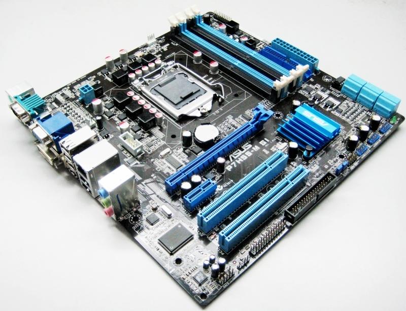 ASUS P7H55-M SI LGA 1156 (Socket H) Micro ATX scheda madre