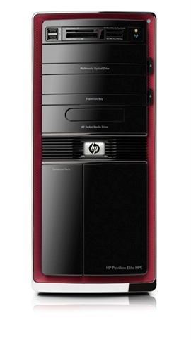 HP Pavilion Elite HPE-130be 2.8GHz i7-860 Microtorre PC
