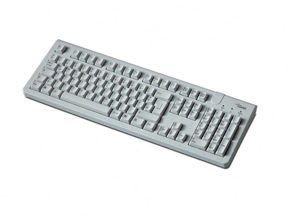 Fujitsu KB SC, PT USB Grigio tastiera