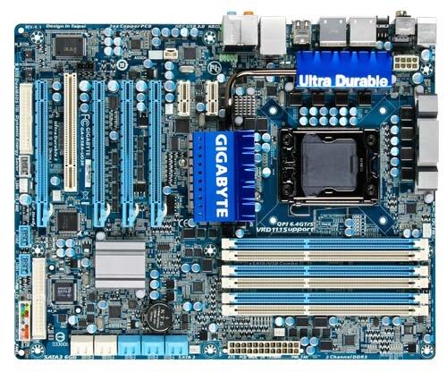Gigabyte GA-X58A-UD3R Socket B (LGA 1366) ATX scheda madre