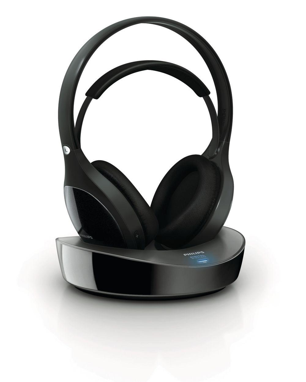 Philips Cuffie wireless digitali SHD8600/10