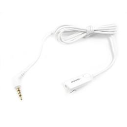 Samsung EMC13ES 3.5mm 3.5mm Bianco cavo di interfaccia e adattatore
