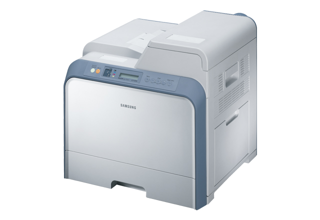 Samsung CLP_600 Colour printer Colore 2400 x 600DPI A4