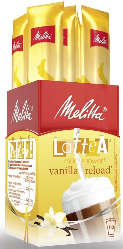 Melitta 19432.2 confezionamento latte e prodotti derivati