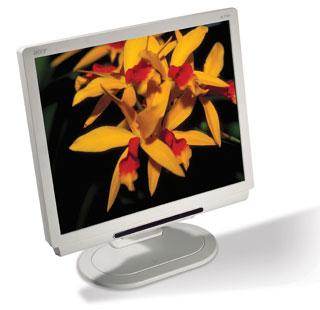 """Acer AL1721 17"""" TFT .26 75kHz 17"""" monitor piatto per PC"""