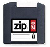 Iomega Zip® 250MB Disk 3-Pack PC/Mac® 250MB disco zip