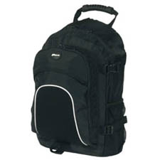 "Targus Sprint Backpac nylon black 15"" Zaino"