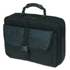 "Targus Carry Case nylon blue-blacktop Deluxe 15.4"" Blu"