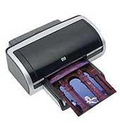 HP Deskjet 5652 Color Inkjet Printer stampante a getto d