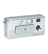 HP Photosmart 435 digital camera with Instant ShareT