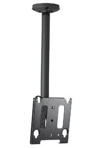 Chief MCS6613 Nero supporto a soffitto per tv a schermo piatto