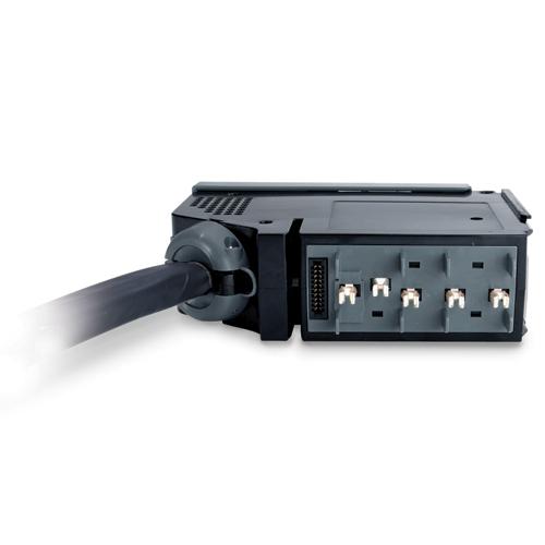 APC PDM3520IEC309-80 Nero unità di distribuzione dell