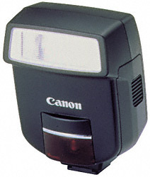 Canon EOS Speedlite 220EX Flash for G3 Nero