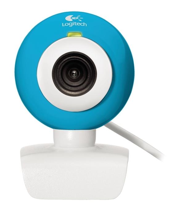 Logitech QuickCam Chat for Skype 640 x 480Pixel webcam