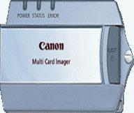 Canon Multi-Card Imager LV-MI01