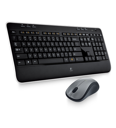 Logitech MK520 USB Wireless Keyboard & Mouse Set (920-002606)