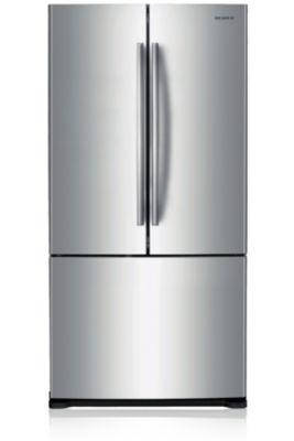 Samsung RF62UBPN Libera installazione 443L A+ Acciaio inossidabile frigorifero side-by-side