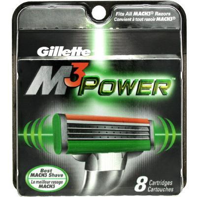 Braun Gillette M3