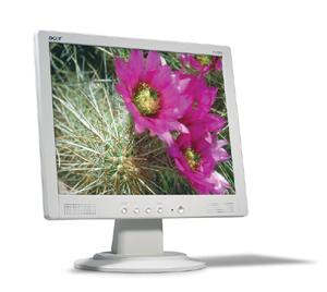 """Acer AL1513 15IN TFT LCD ANA 15"""" monitor piatto per PC"""