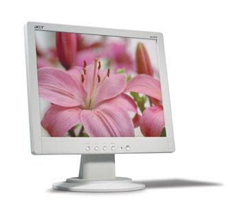 """Acer AL1515 TFT LCD ANA 15"""" monitor piatto per PC"""
