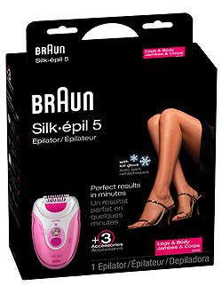Braun Silk-épil Xelle Rosa