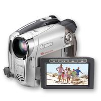 Canon DC230 DVD camcorder 1.07MP CCD