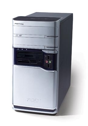 Acer Aspire E571 1.86GHz E6300 Torre PC
