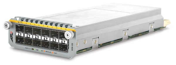 Allied Telesis 12 x SFP uplink module Interno 1Gbit/s componente switch