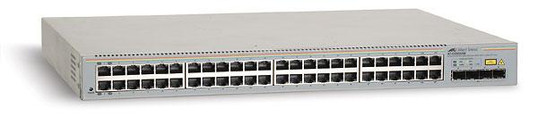 Allied Telesis 48 port Gigabit WebSmart Switch Gestito