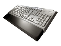 Fujitsu Keyboard PX KBPC USB (HU) USB Grigio tastiera