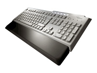 Fujitsu Keyboard PX KBPC USB (AR/GB) USB Grigio tastiera