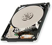 """Toshiba 500GB 2.5"""" SATA 500GB Seriale ATA II disco rigido interno"""