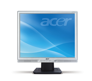 """Acer AL1717Fs 17"""" Argento monitor piatto per PC"""