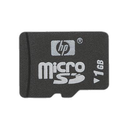 HP 1 GB Secure Digital Memory Card memoria flash