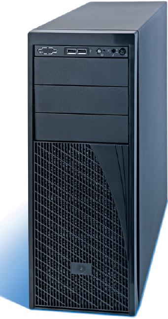 Intel P4304BTLSHCN 365W Armadio (4U) server