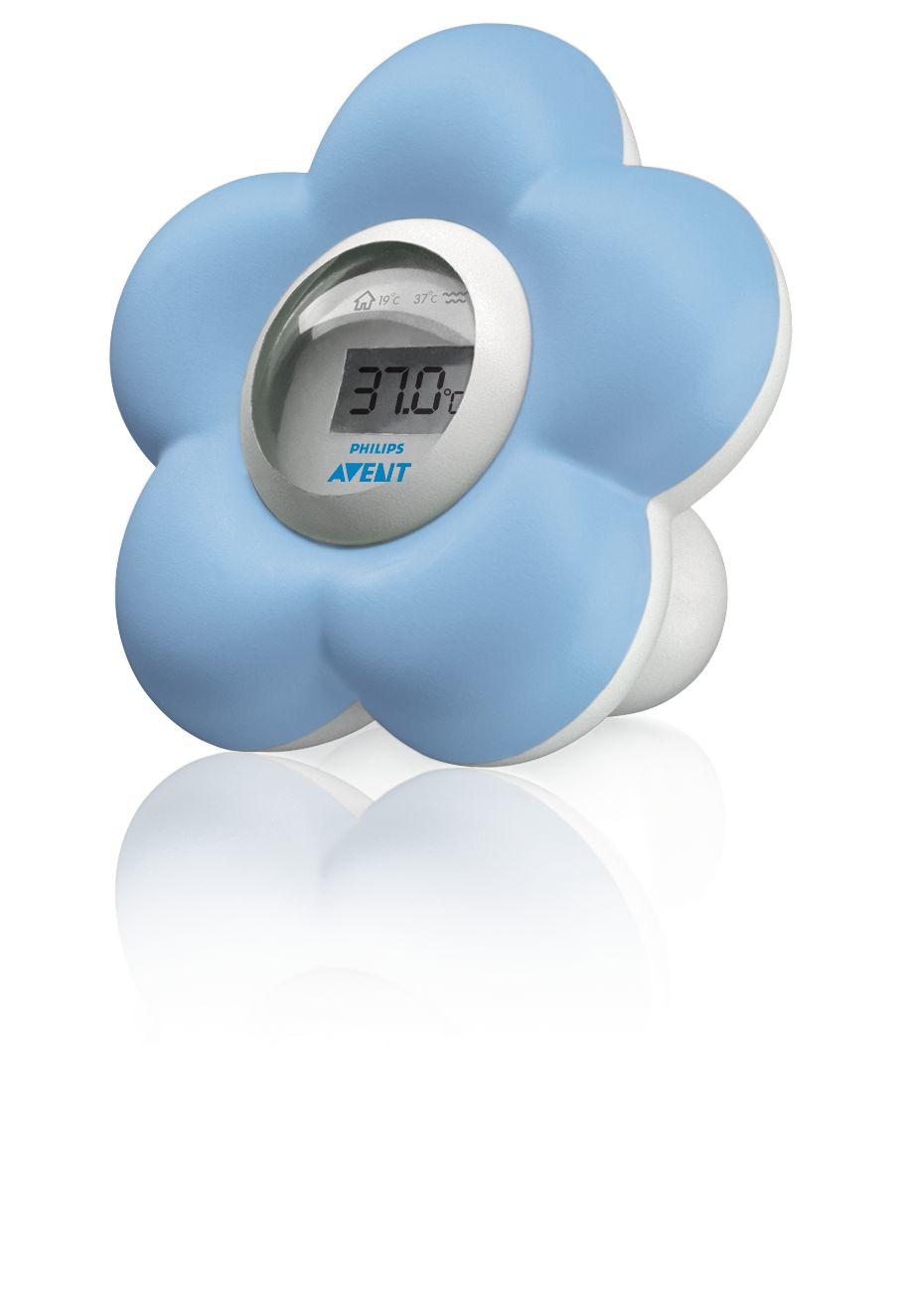 Philips AVENT Termometro per bagno e cameretta SCH550/20