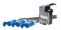 APC PDM2316IEC-3P30R-2 3AC outlet(s) Nero unità di distribuzione dell