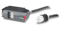 APC PDM3520L2120-800 1AC outlet(s) Nero unità di distribuzione dell